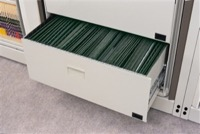 Mayline ARC Rotary File Drawer
