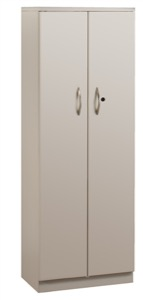 Great Openings Storage - Double Door Cabinet - 5-High 4 Shelves
