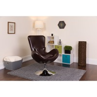 Egg Chairs Leather