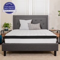 Full Pocket Spring Memory Foam Mattress