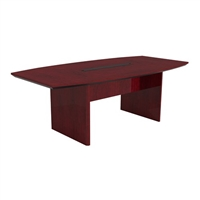 "Corsica Conference Table; 84""W x 42""D x 29.5""H"