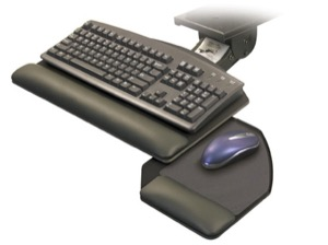 ESI Keyboard Tray Solution 3