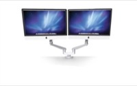 ESI Edge Flat Panel Display Dual-Mount Monitor Arm
