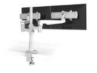ESI Evolve Flat Panel Display Dual Monitor Arms