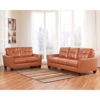 Orange Burablend Living Set