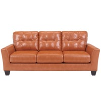 Orange DuraBlend Sofa