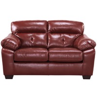 Crimson DuraBlend Loveseat