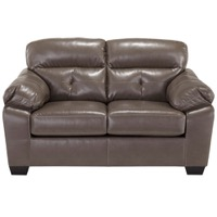 Steel DuraBlend Loveseat