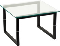 Flash Furniture - Glass Top End Table