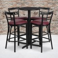 Restaurant Table and Chair Sets