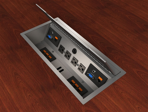 Discount Office Furniture Conference Table Power Module