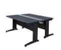 "Fusion 72"" x 58"" Benching Station - Grey"