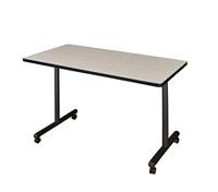 "42"" x 30"" Kobe T-Base  Mobile Training Table -"