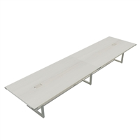 Mirella Conference Table - Sitting-Height, 16 ft.