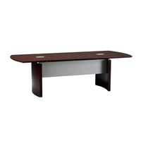 Napoli Conference Table - 10' Curved Ends