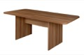 Niche Mod 6' Conference Table with No-Tools Assembly - Warm Cherry