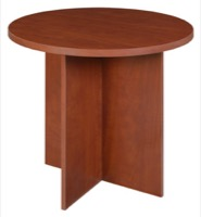 "Niche Mod 30"" Round Table - Cherry"