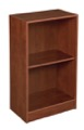 Niche Mod 2 shelf Bookcase  - Cherry