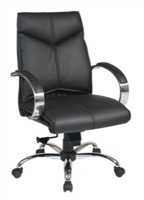 ProLine Leather Office Chair