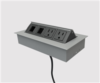 Conference Table Power Data Video Module