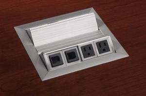 Conference Table Electric Power Module