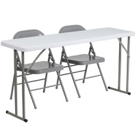 Folding Table and Chair Sets