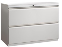 "Great Openings Storage - Lateral File - 2 Drawer - 28 3/8"" H x 18 1/4""D x 42""W"