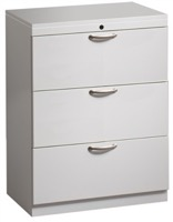 "Great Openings Storage - Lateral File - 3 Drawer - 39 7/8""H x 30"""