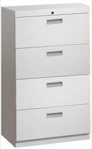 "Great Openings Storage - Lateral File - 4 Drawer - 51 38""H x 30""W"