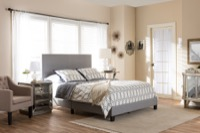 Bedroom Set Ramon Nailhead Trim