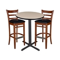 "Cain Cafe-Height Table - 30"" Round"