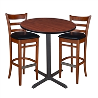 "Cain Cafe-Height Table - 36"" Round"