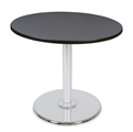 "Regency Via 36"" Round Platter Base Table"