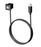Conference Table Power Data Video Modules - USB-B Connector and Cable