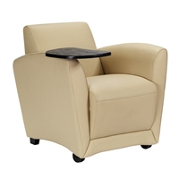 Santa Cruz Mobile Lounge Chair with Tablet