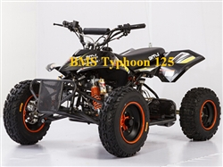 BMS 125cc ATV Type CROSSOVER