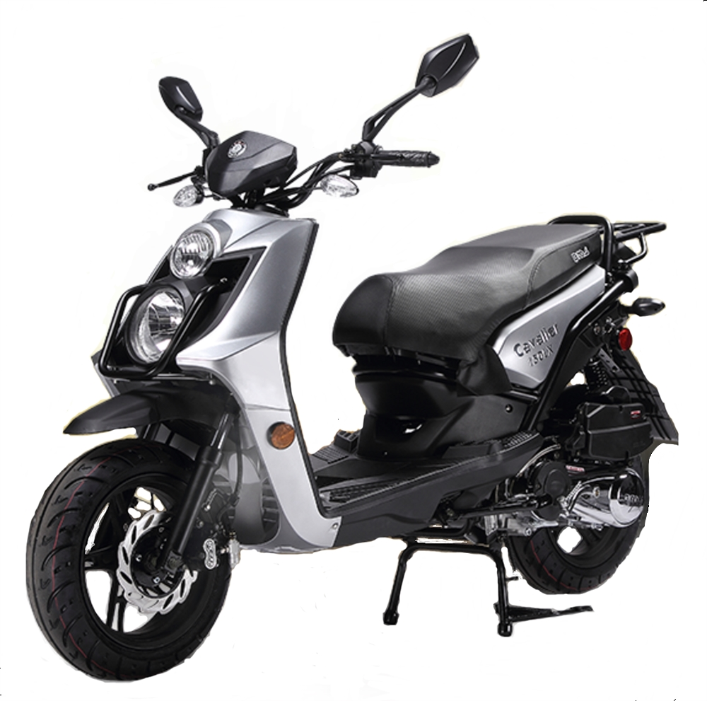 150cc Gas Scooter Heritage