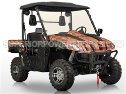BMS 500cc Utility Vehicle UTV