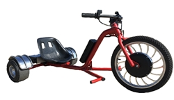 1000W Electric 3 Wheeler Draft Trike