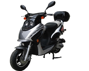 50cc gas scooter