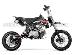 SSR 125cc Dirt Bike Type AUTO