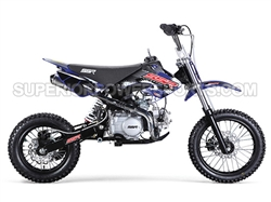 SSR 125cc Dirt Bike Type SEMI