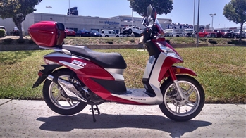 150cc Gas Scooter PACIFICA