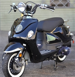 150cc gas scooter