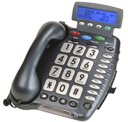 Geemarc Amplified Speakerphone with talking caller ID