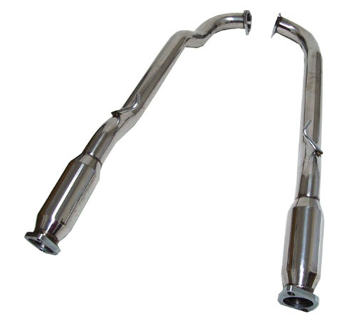 300zx Turbo Outlet Pipes: Nissan 300zx Non-Turbo 90-96 (MANUAL ONLY) Exhaust System