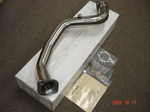 Scion TC 04+ stainless steel down pipe