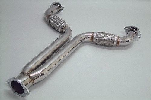 Nissan 350z G35 Y Pipe Exhaust System Down Pipe