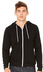 Bella Canvas Unisex Fleece Full Zip Hoodie