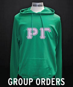 American Apparel Fleece Pullover Hoody - Group Order